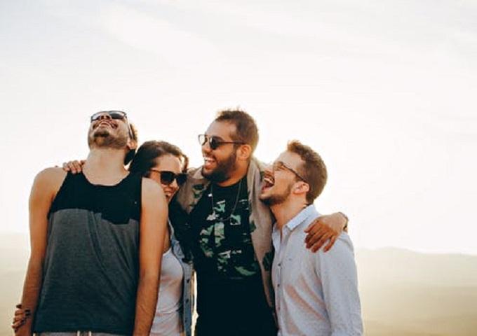 Mange finder nye venskaber udenlands